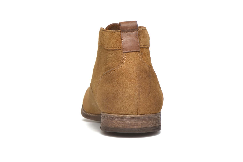 Chaussures à lacets Kost Klova59 Marron vue droite