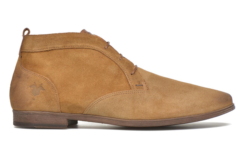 Chaussures à lacets Kost Klova59 Marron vue derrière
