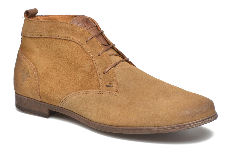 Chaussures à lacets Kost Klova59 Marron vue détail/paire