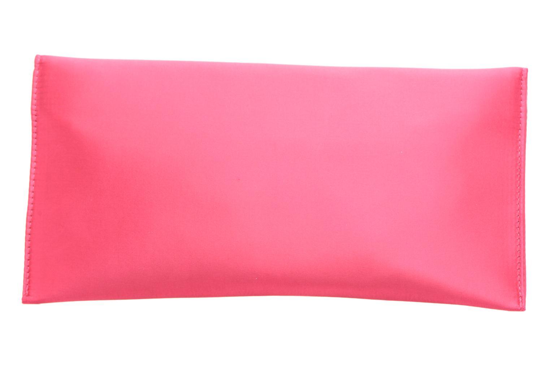 Handbags Menbur Pochette satin Pink front view