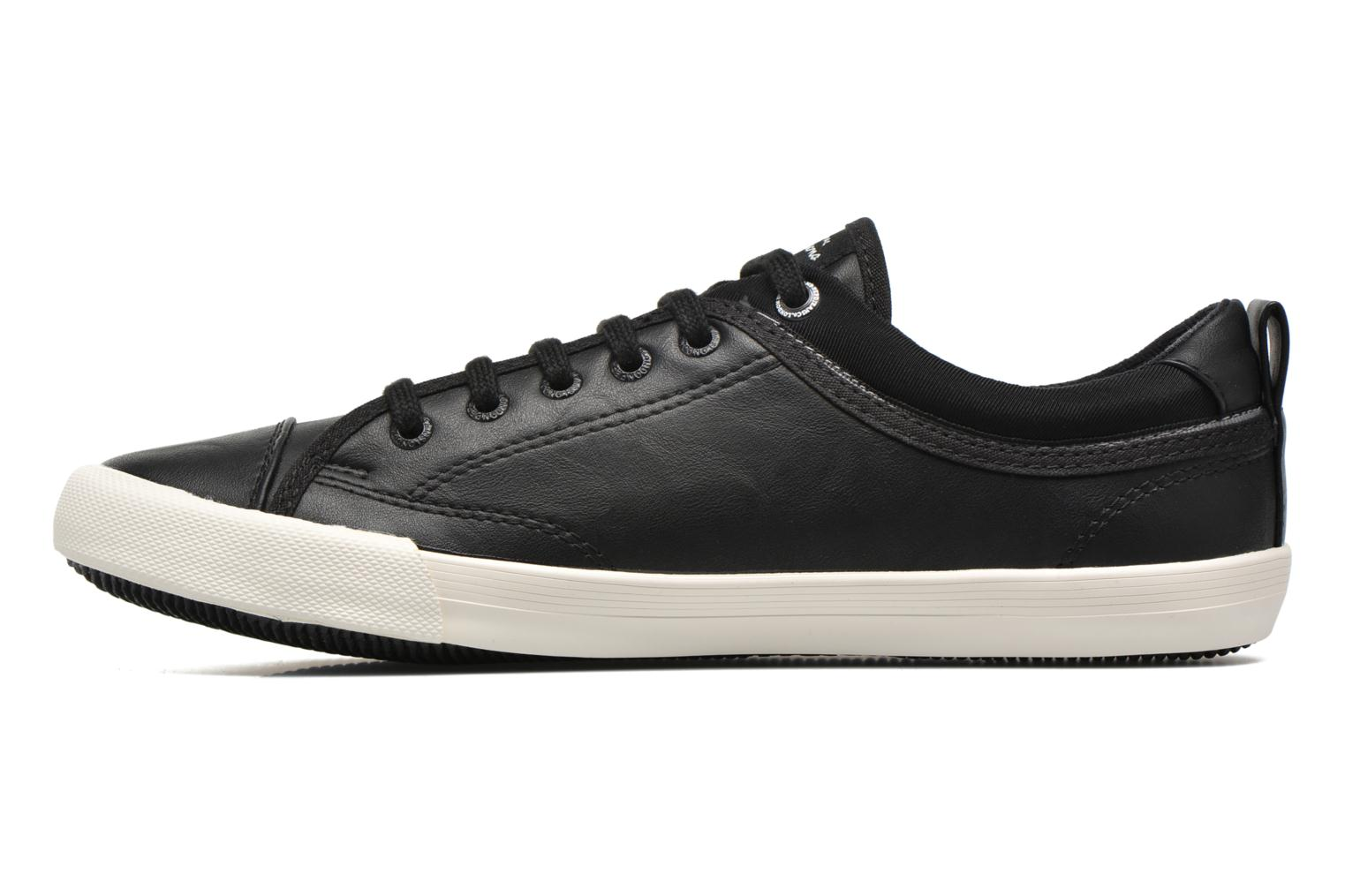 Sneakers Pepe jeans Britt Basic M Nero immagine frontale