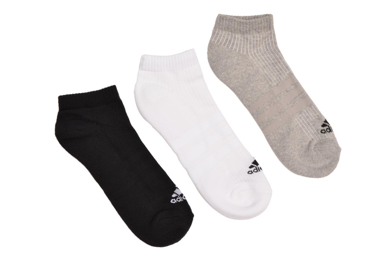 Medias y Calcetines Adidas Performance 3S PER N-S HC3P Blanco vista de detalle / par