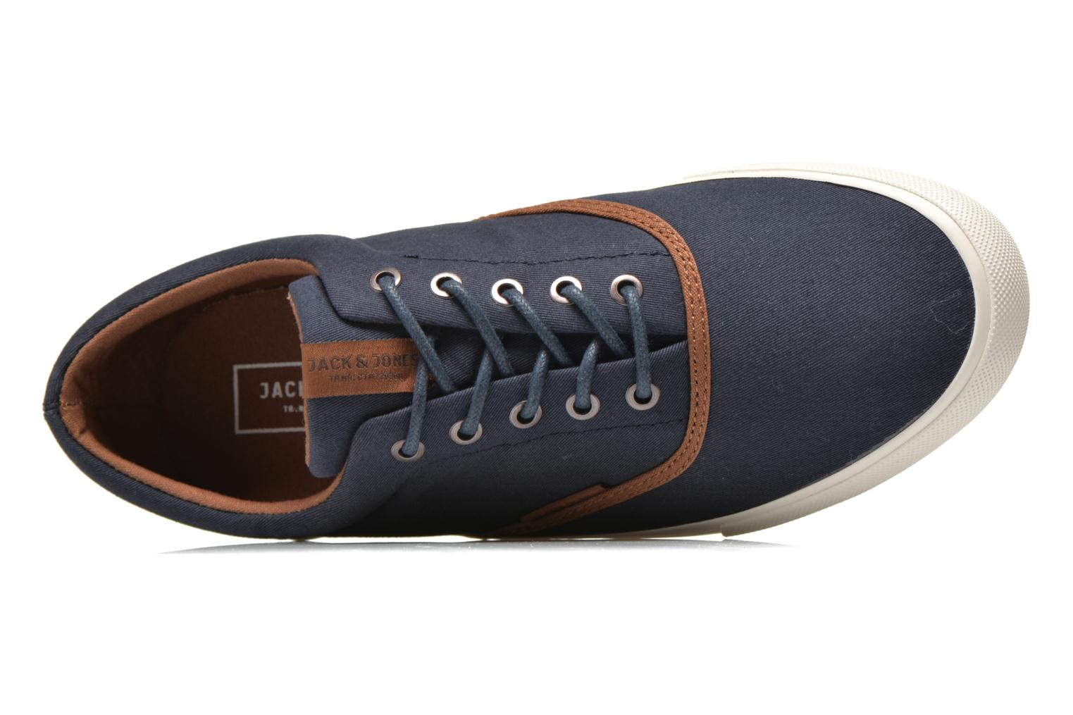 Trainers Jack & Jones JJ Kos Blue view from the left