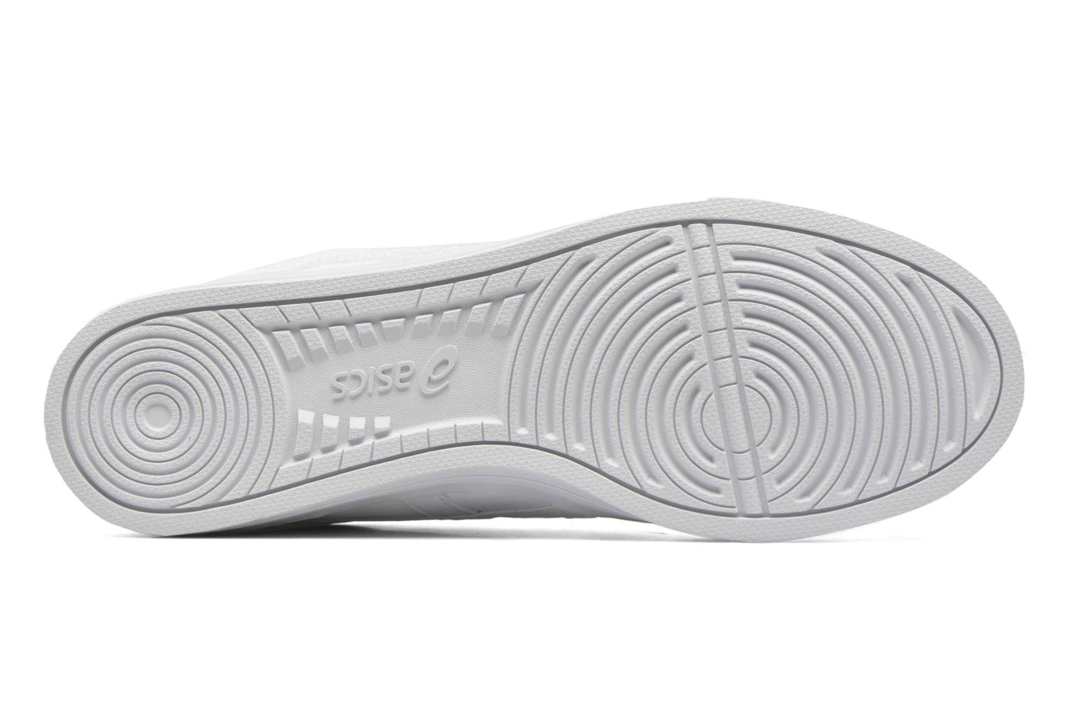 Trainers Asics Classic Tempo White view from above