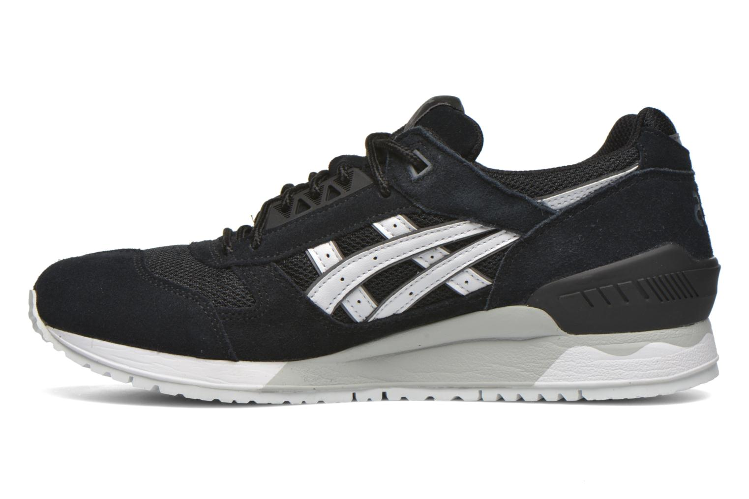 Trainers Asics Gel-Respector Black front view