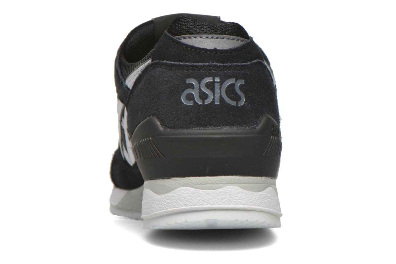 Trainers Asics Gel-Respector Black view from the right