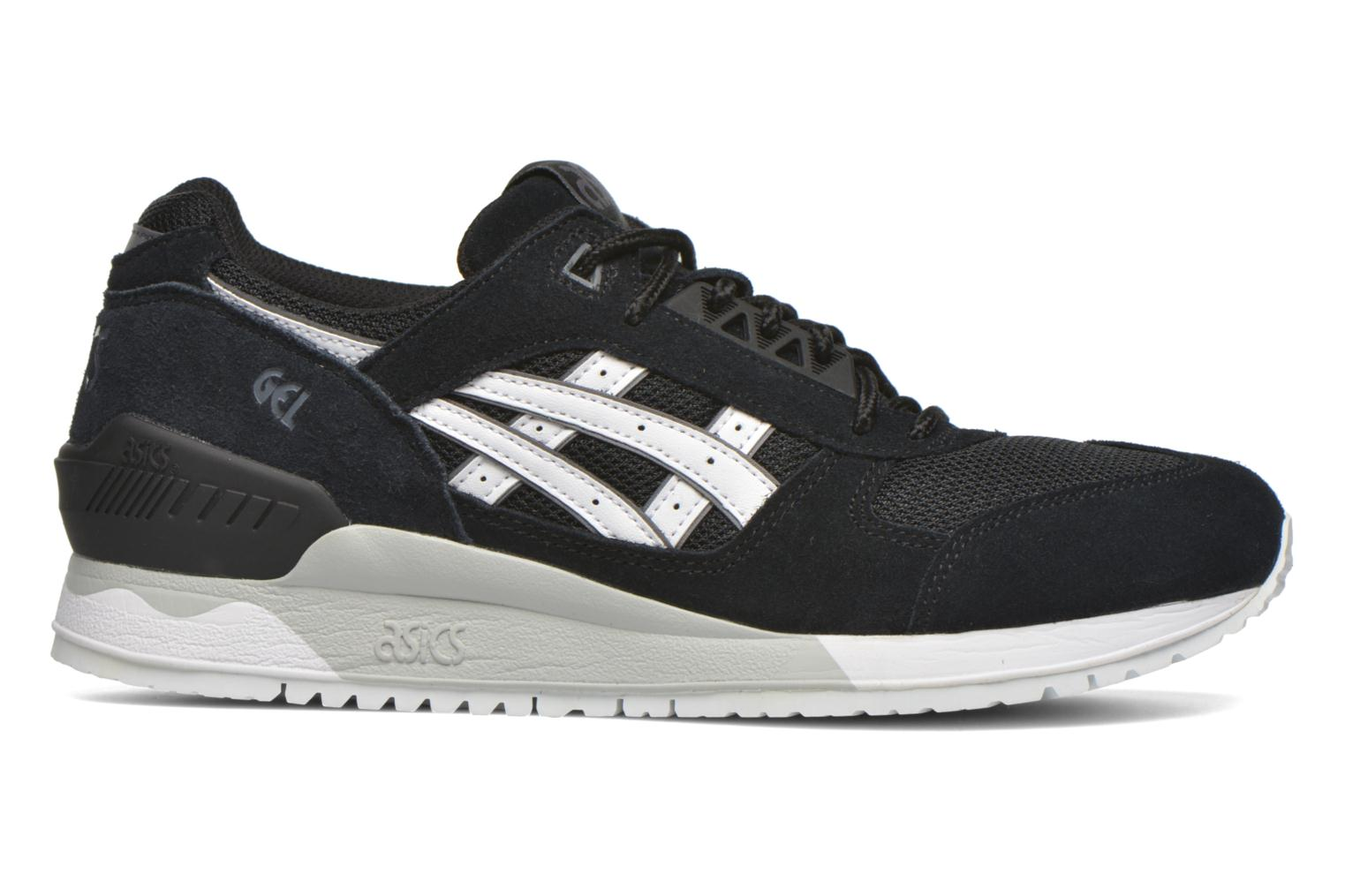 Trainers Asics Gel-Respector Black back view