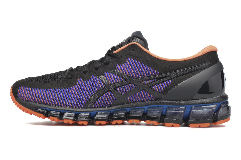 Sport shoes Asics Gel-Quantum 360 2 Black front view