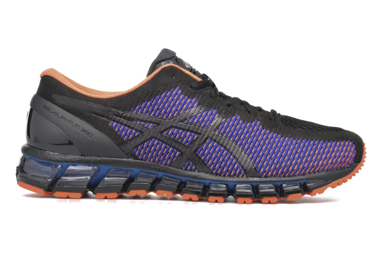 Sport shoes Asics Gel-Quantum 360 2 Black back view