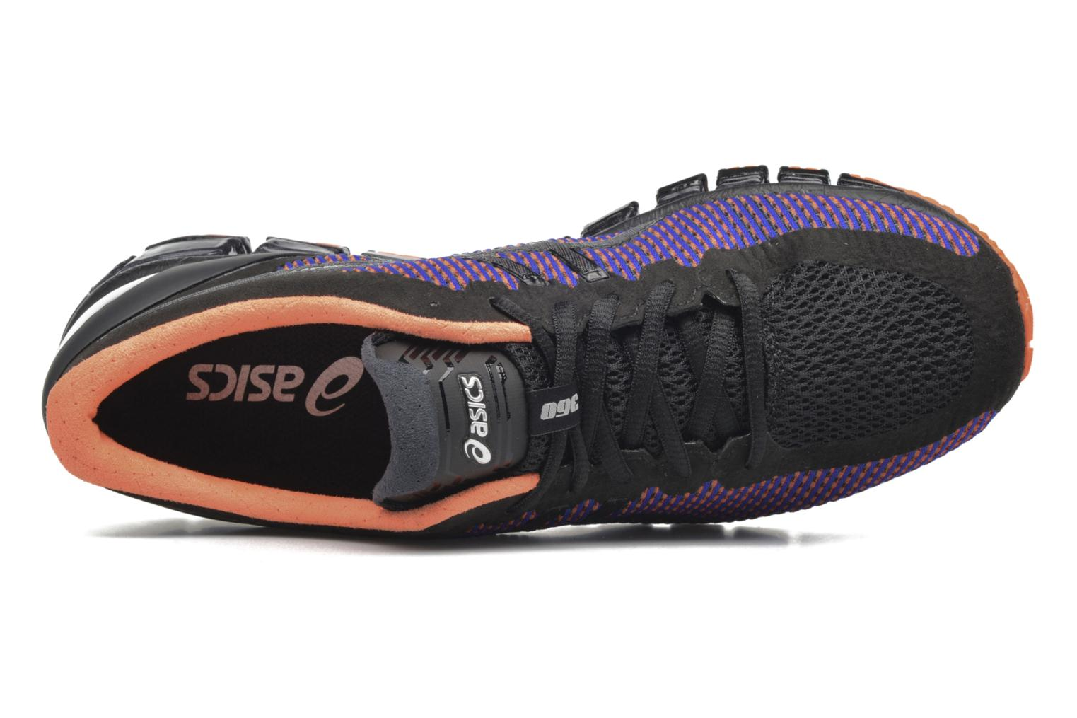 Sport shoes Asics Gel-Quantum 360 2 Black view from the left