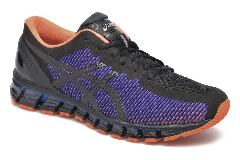 Sport shoes Asics Gel-Quantum 360 2 Black detailed view/ Pair view