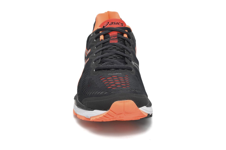 Sport shoes Asics Gel-Kayano 23 Black model view