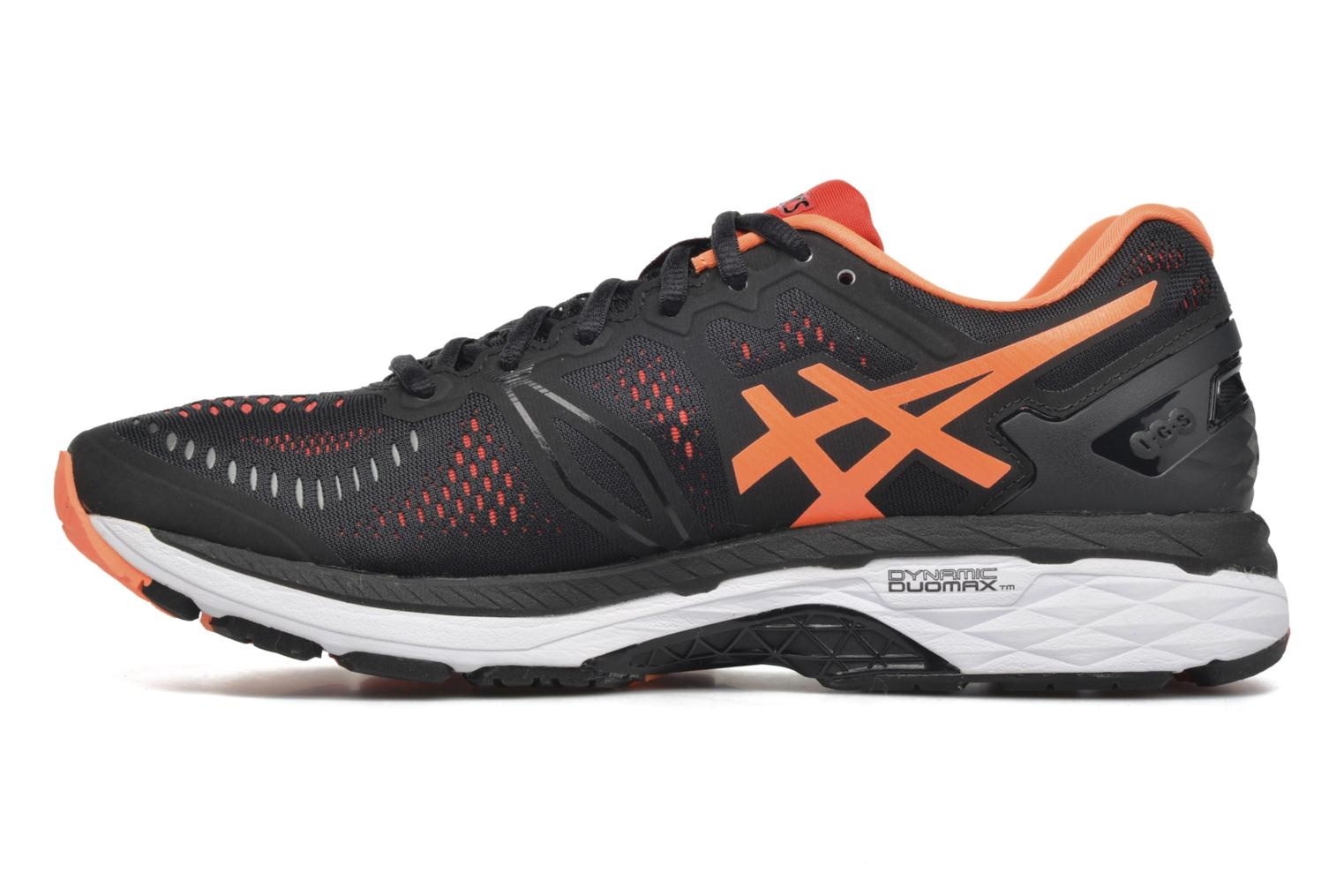 Sport shoes Asics Gel-Kayano 23 Black front view