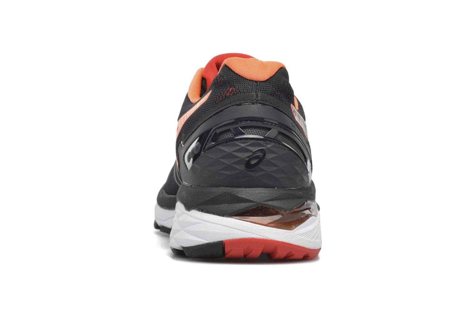 Sport shoes Asics Gel-Kayano 23 Black view from the right