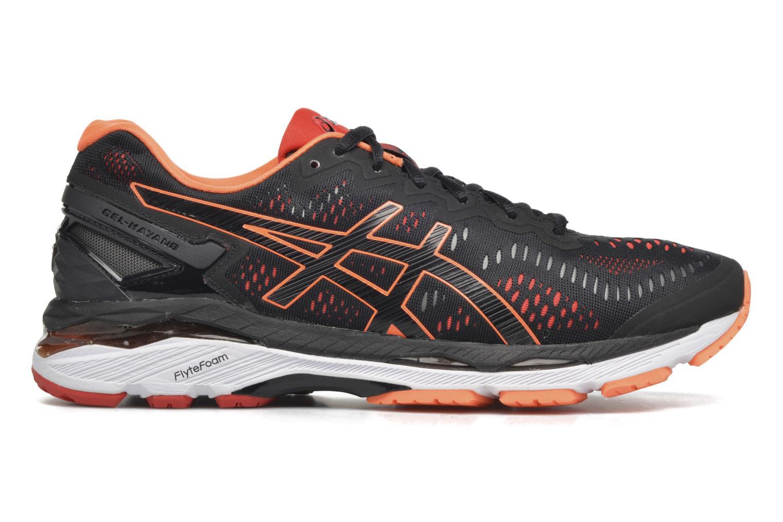 Sport shoes Asics Gel-Kayano 23 Black back view