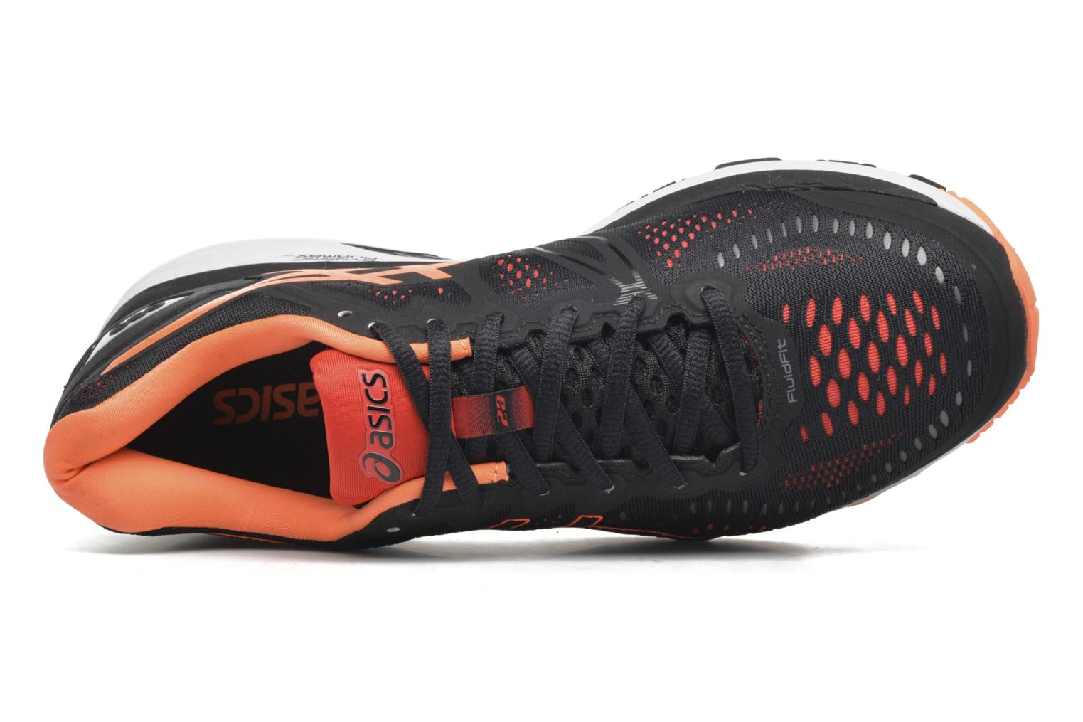 Sport shoes Asics Gel-Kayano 23 Black view from the left