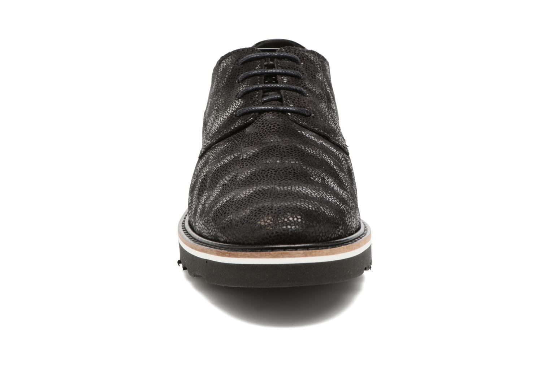 Chaussures à lacets TBS Typhany Noir vue portées chaussures