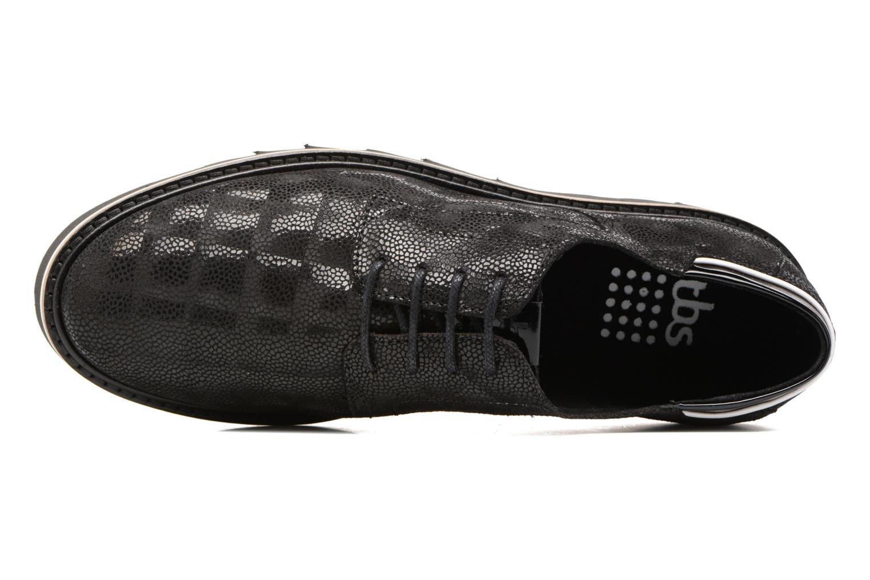 Chaussures à lacets TBS Typhany Noir vue gauche