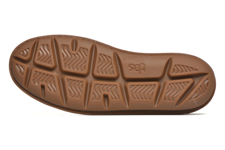Chaussures à lacets TBS Ystoryh Marron vue haut