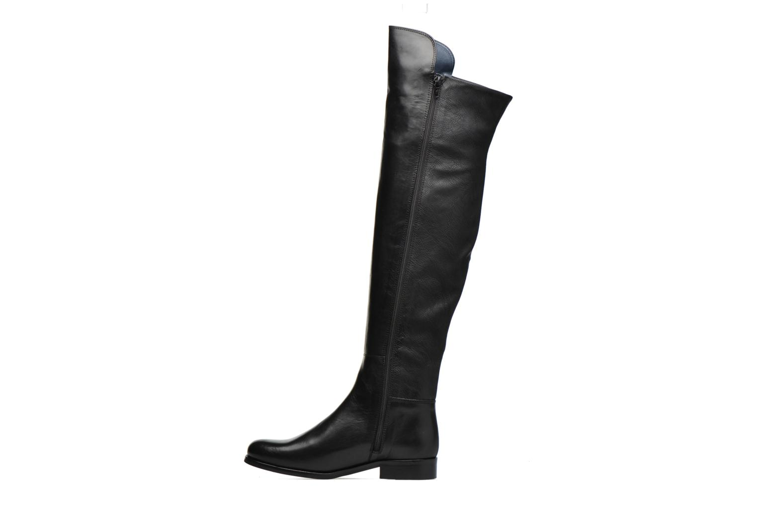 Boots & wellies PintoDiBlu Barbara Black front view