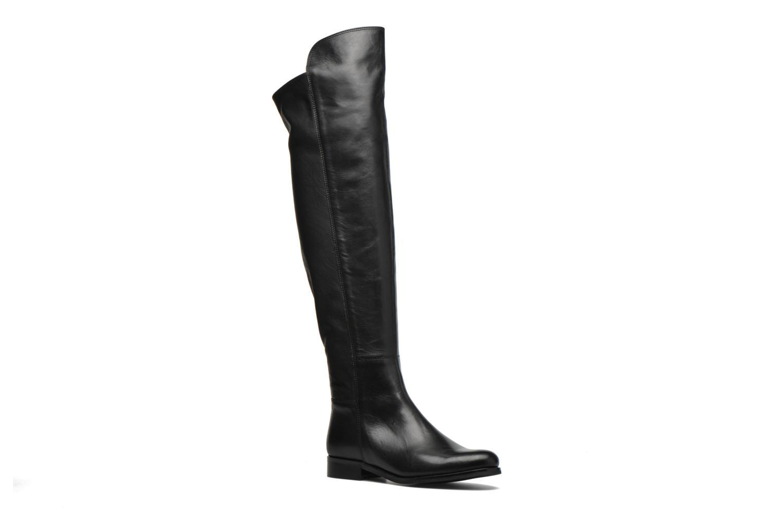 Zapatos especiales para hombres y mujeres PintoDiBlu Barbara (Negro) - Botas en Más cómodo