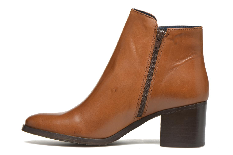 Bottines et boots PintoDiBlu Bruna Marron vue face