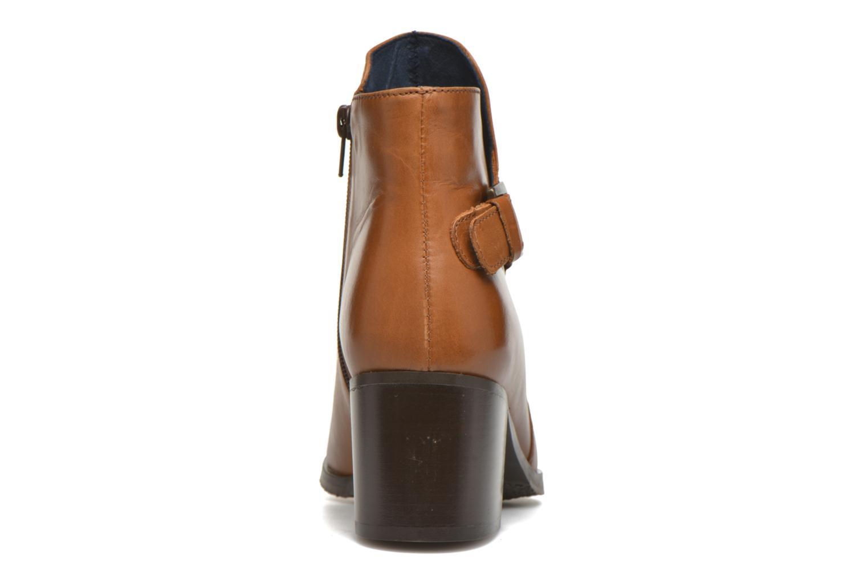 Bottines et boots PintoDiBlu Bruna Marron vue droite