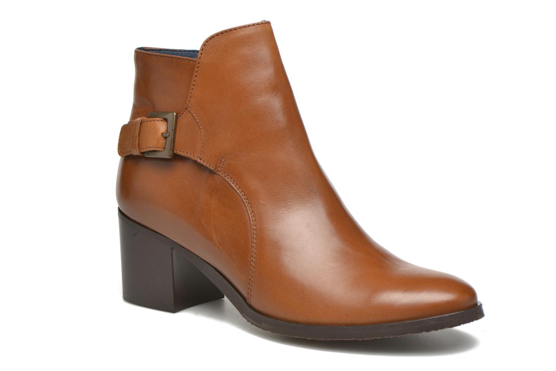 Bottines et boots PintoDiBlu Bruna Marron vue détail/paire