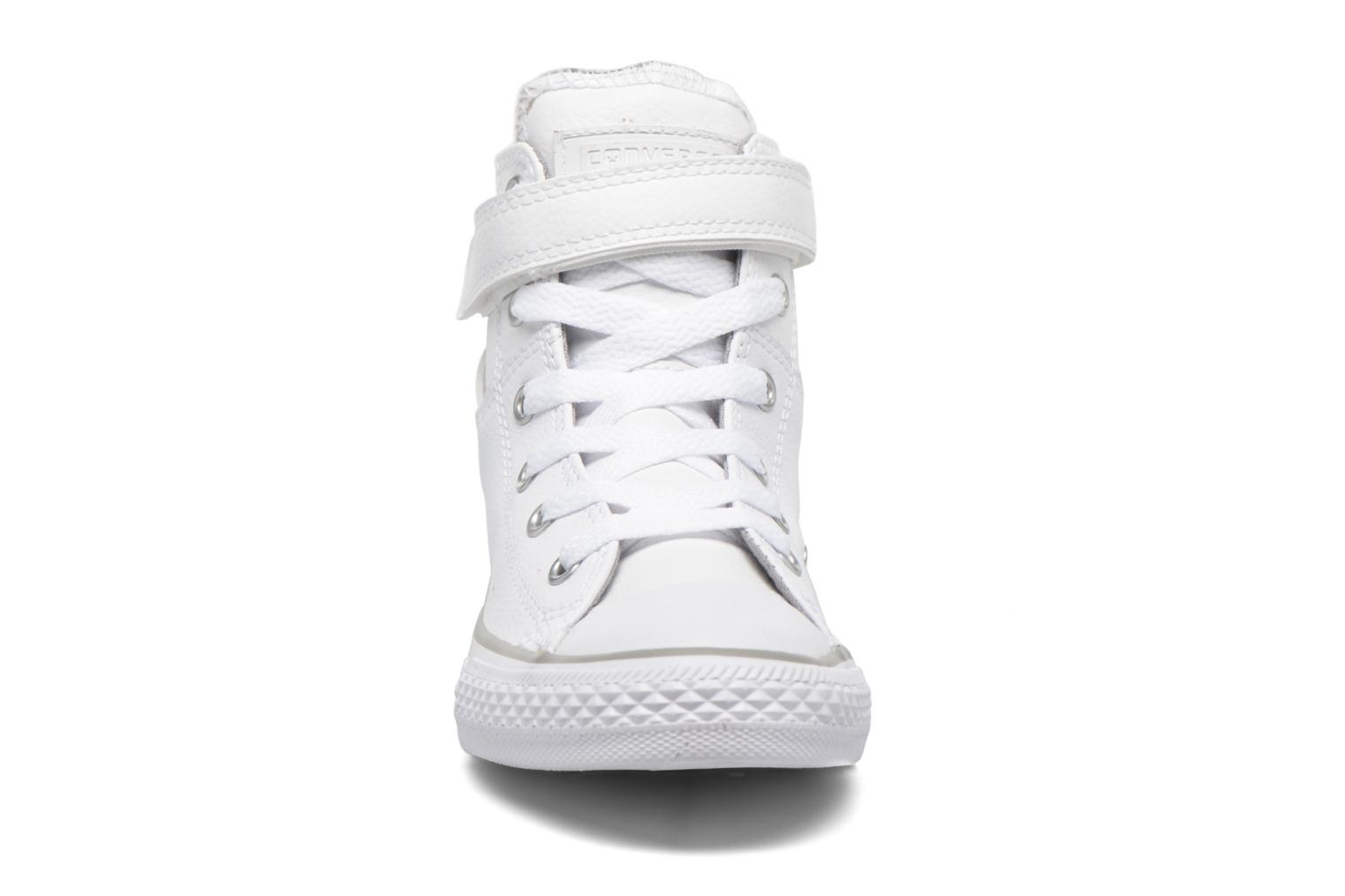 Trainers Converse Chuck Taylor All Star Brea Hi White model view