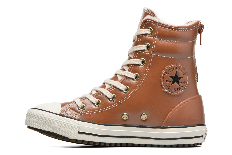 Baskets Converse Chuck Taylor All Star Hi-Rise Boot X-Hi Marron vue face