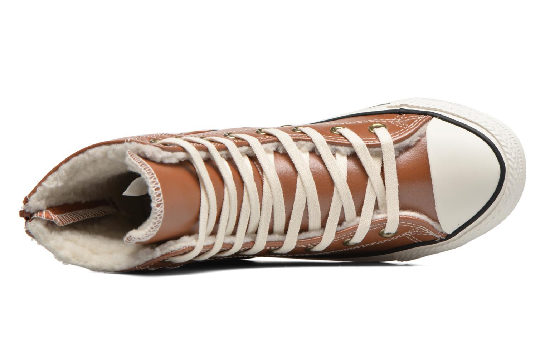 Chuck Taylor All Star Hi-Rise Boot X-Hi Sepia/Parchment