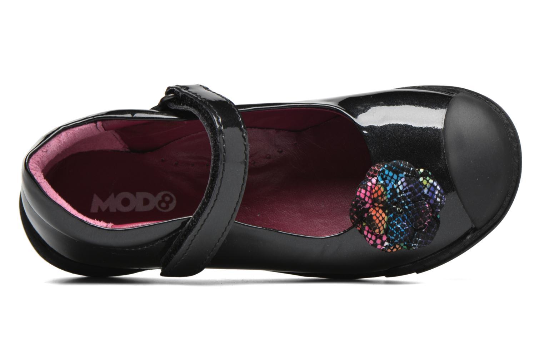 Ballerines Mod8 Kandea Noir vue gauche