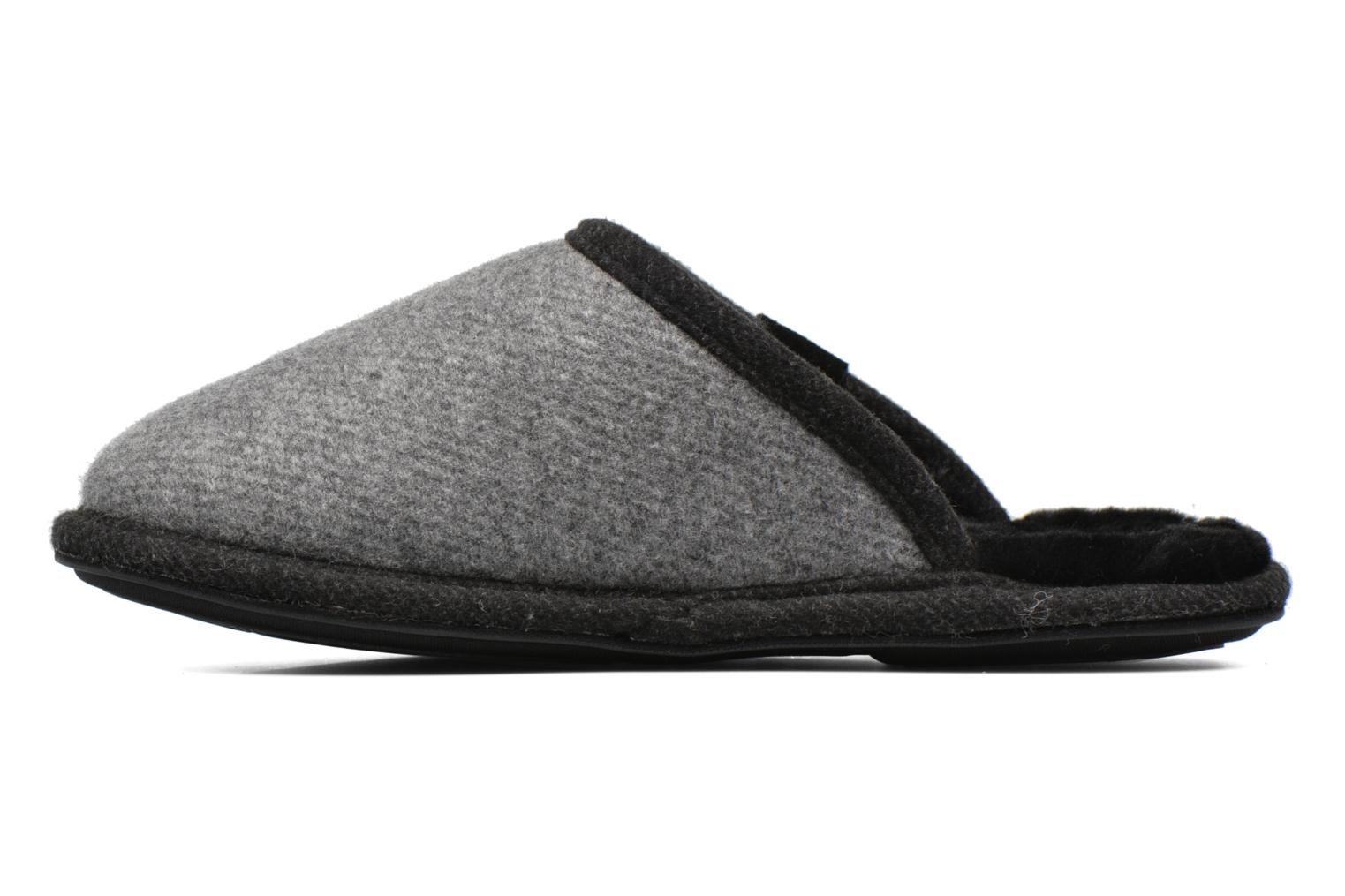 Slippers BEDROOM ATHLETICS Spacey Grey front view