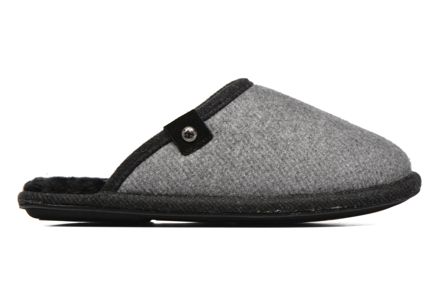 Slippers BEDROOM ATHLETICS Spacey Grey back view