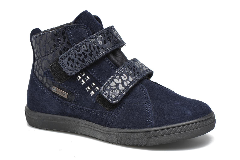 Chaussures à scratch Richter Carl Bleu vue détail/paire