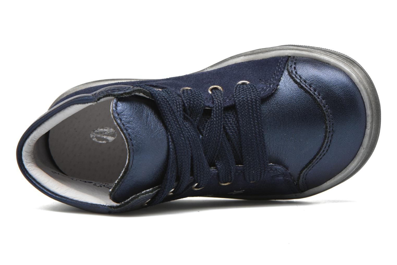 Chaussures à lacets Richter Bettina Bleu vue gauche
