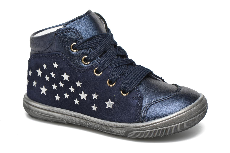 Chaussures à lacets Richter Bettina Bleu vue détail/paire