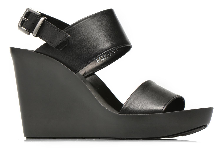 Sandali e scarpe aperte Bronx Anner Nero immagine posteriore