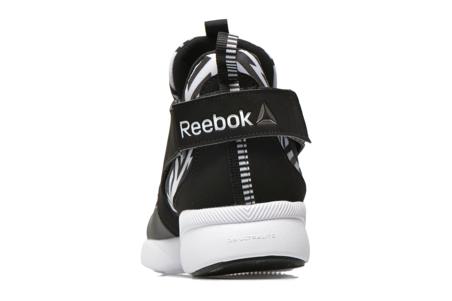 Sport shoes Reebok Sayumi Black view from the right