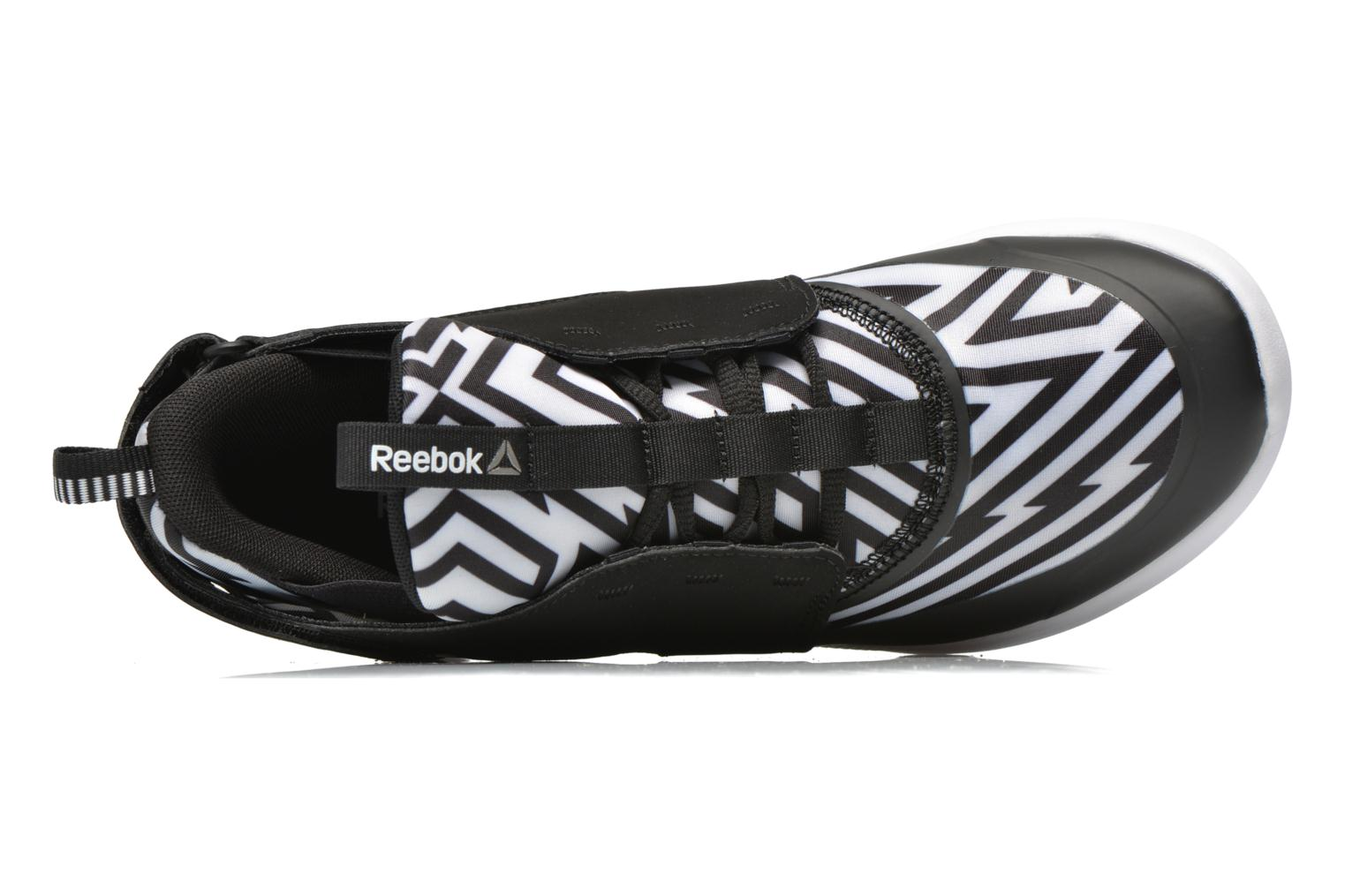 Sport shoes Reebok Sayumi Black view from the left
