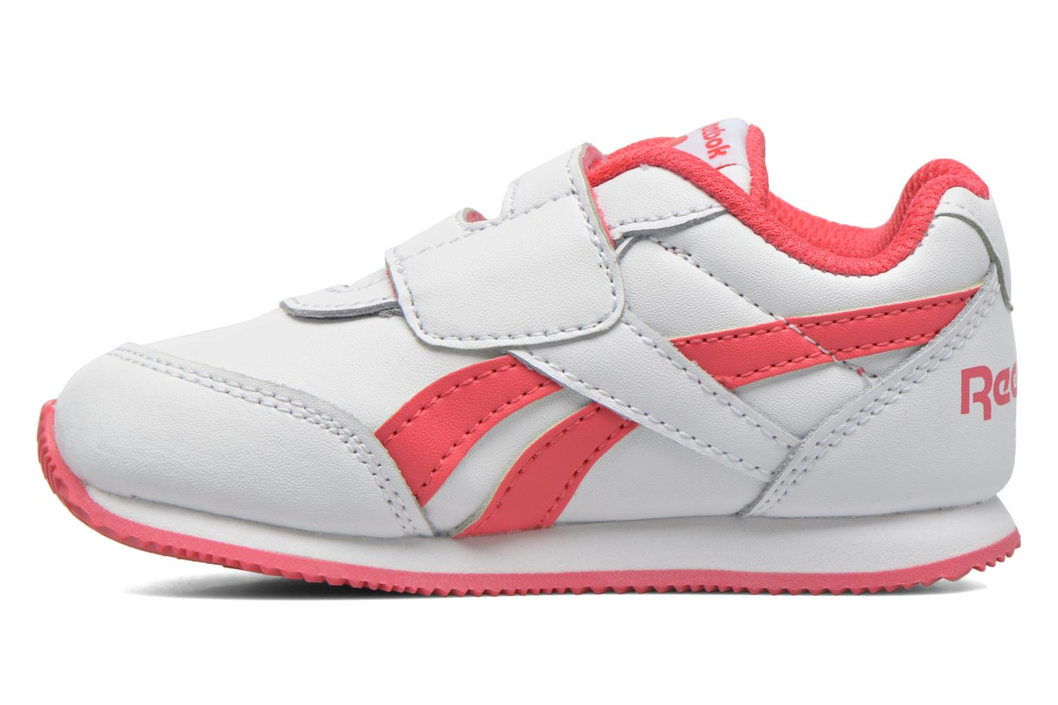 Reebok royal cljog 2 kc White/Fearless Pink