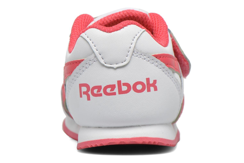 Reebok royal cljog 2 kc White/Fearless Pink