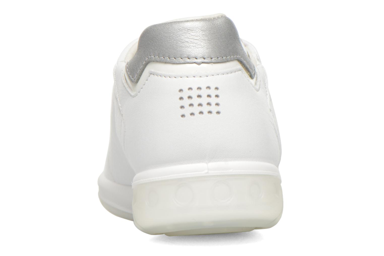 Baskets TBS Easy Walk Orrelie Blanc vue droite