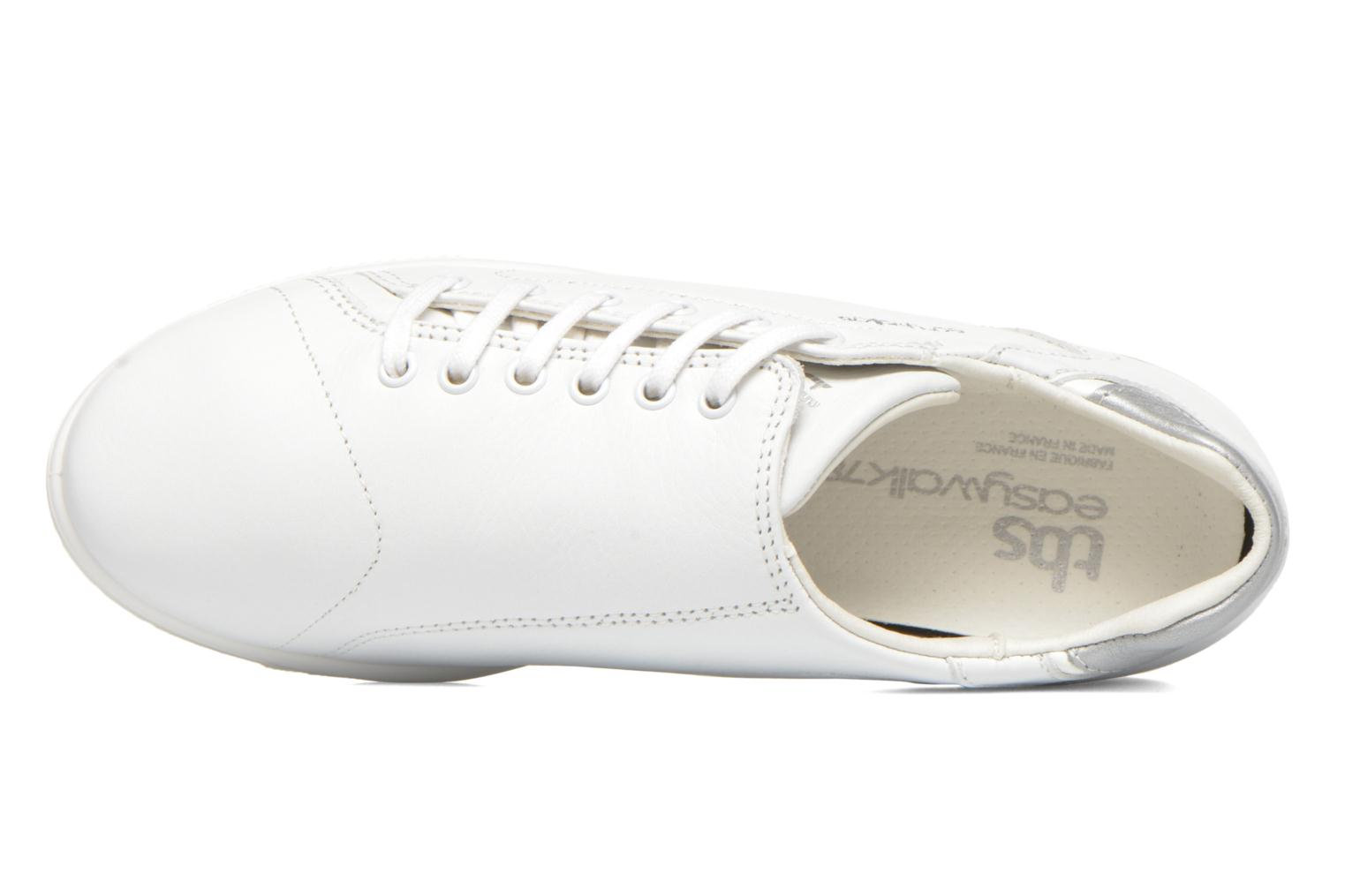 Trainers TBS Easy Walk Orrelie White view from the left