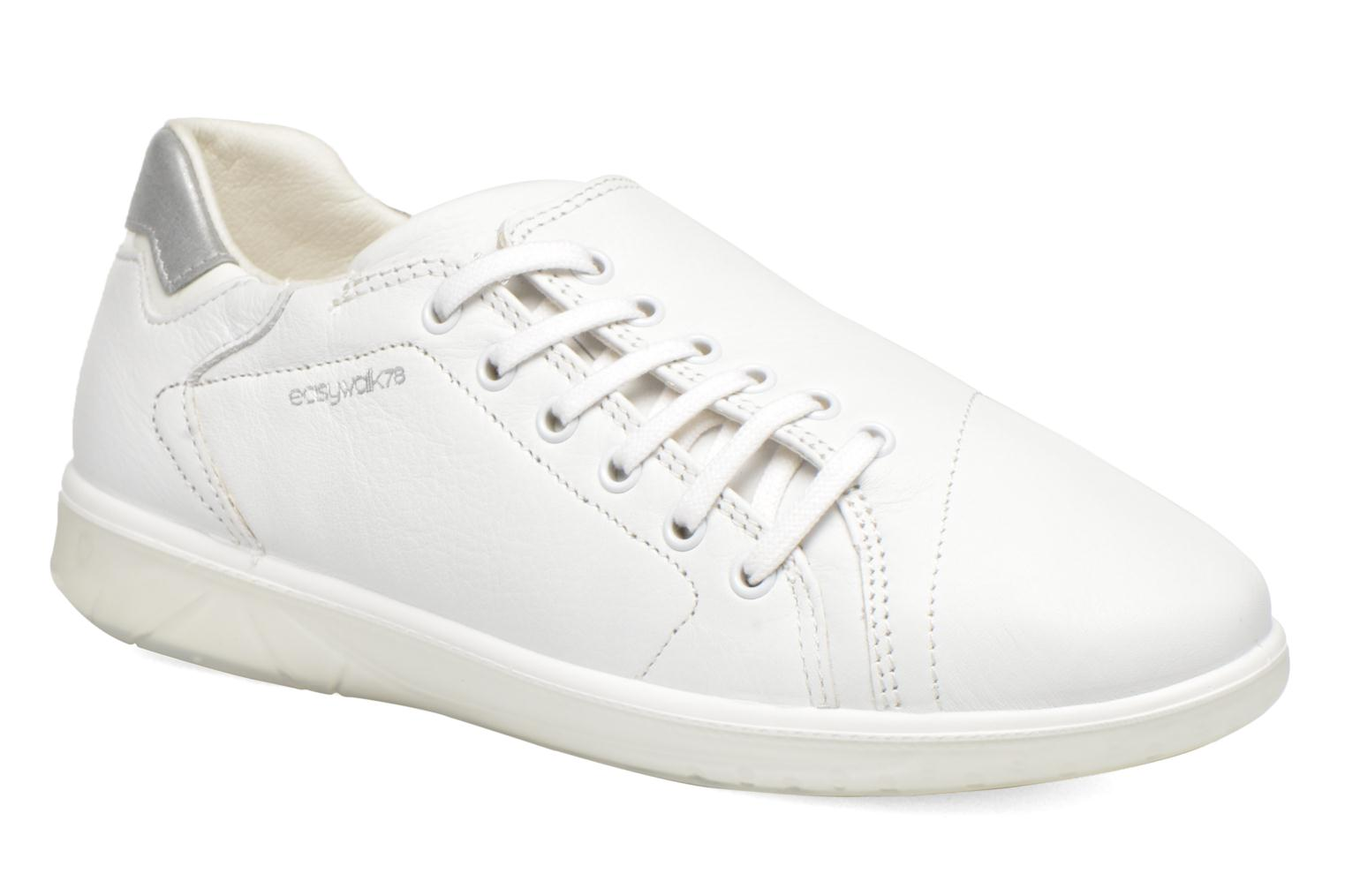 Trainers TBS Easy Walk Orrelie White detailed view/ Pair view