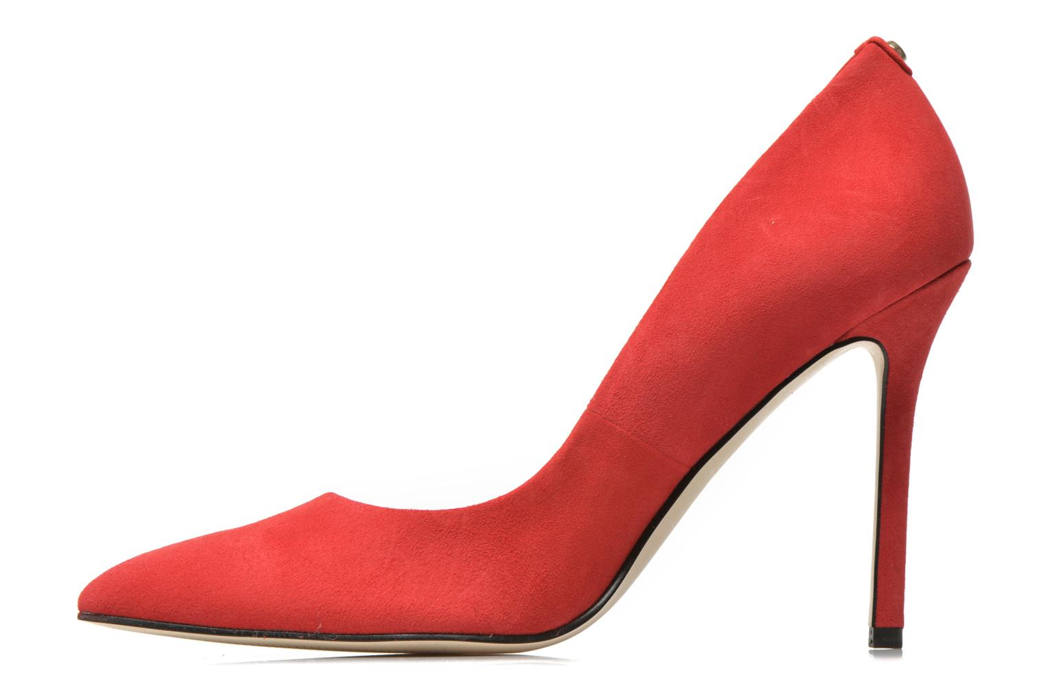 High heels Guess Panny Red front view