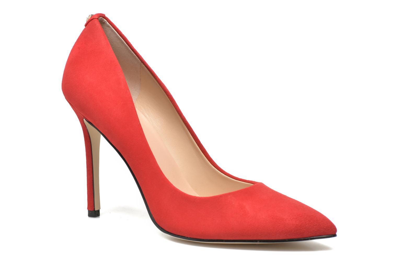 Panny Suede Medium Red