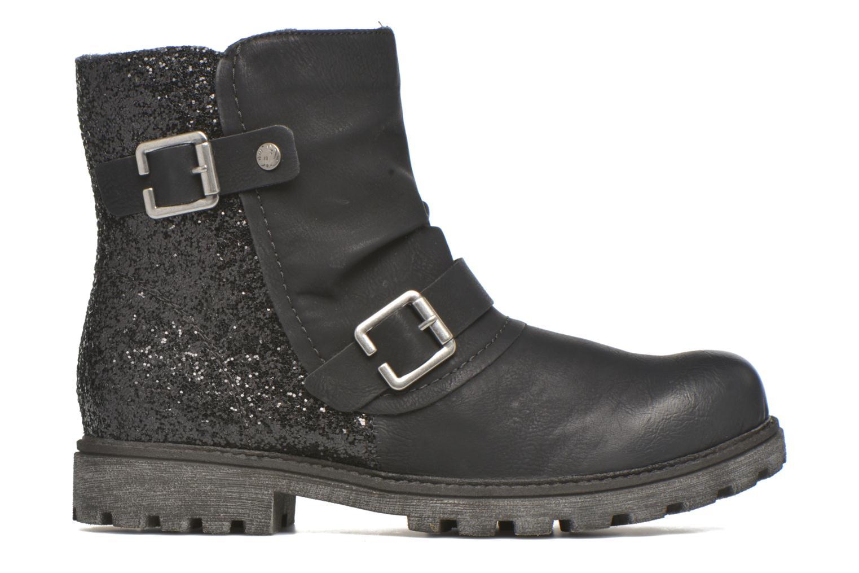 Boots en enkellaarsjes Rieker Eli K7477 Zwart achterkant