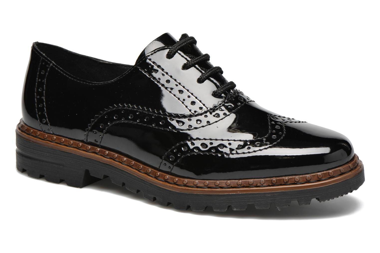 Chaussure À Lacets Noir Rieker Rieker 8m3czdsp