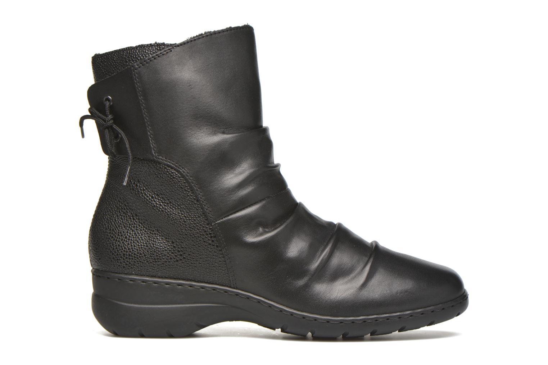 Bottines et boots Rieker Tif Z4362 Noir vue derrière